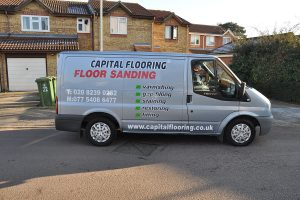 Flooring Van Signs