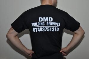 Custom Printed Work Wear t-shirts