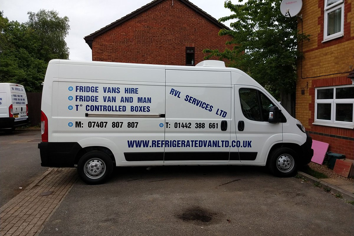 Van Signs RVL Services