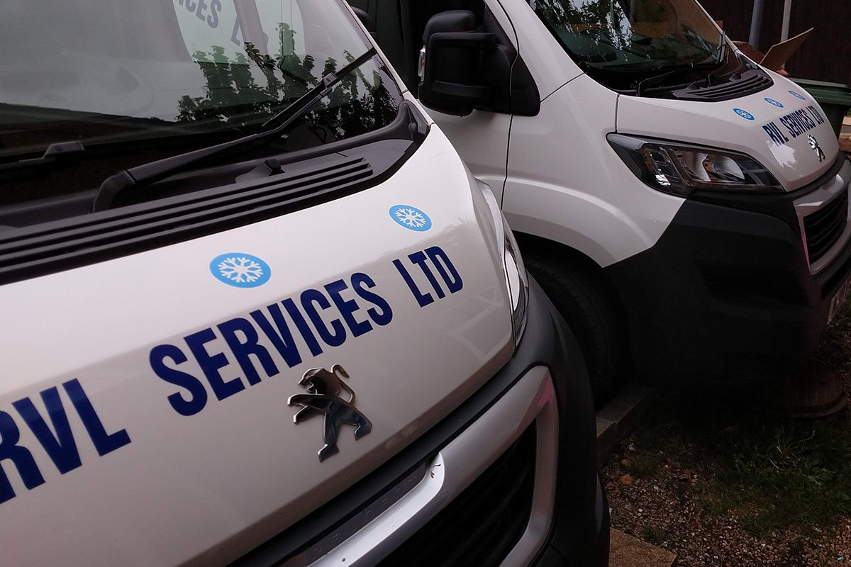 Van Signs RVL Services