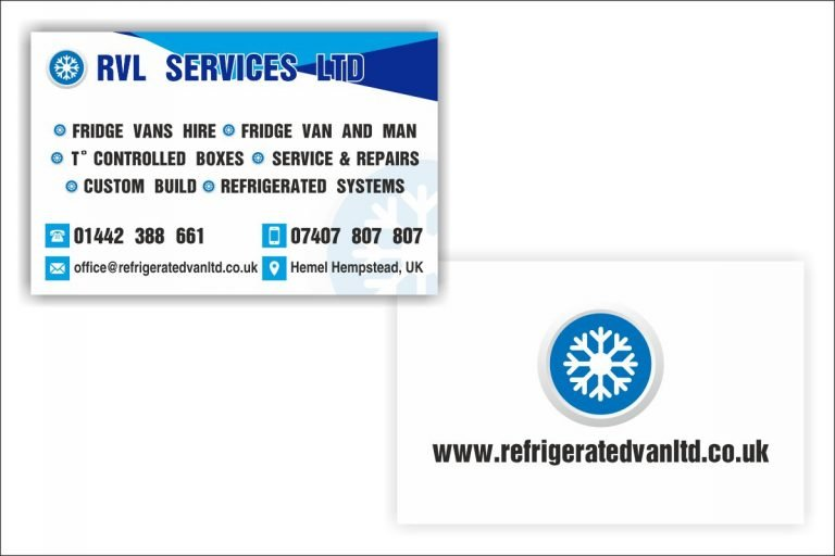 RVL Business Cards
