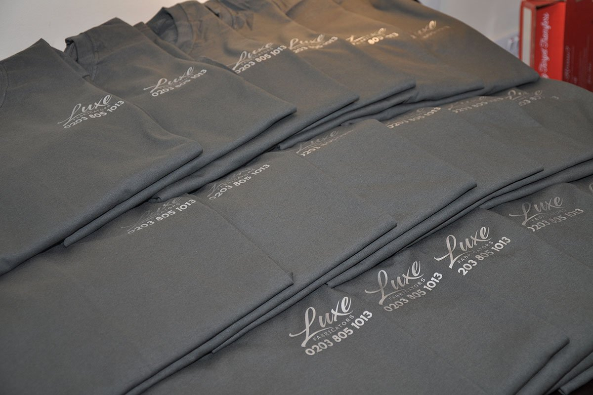Luxe Printed T-shirts